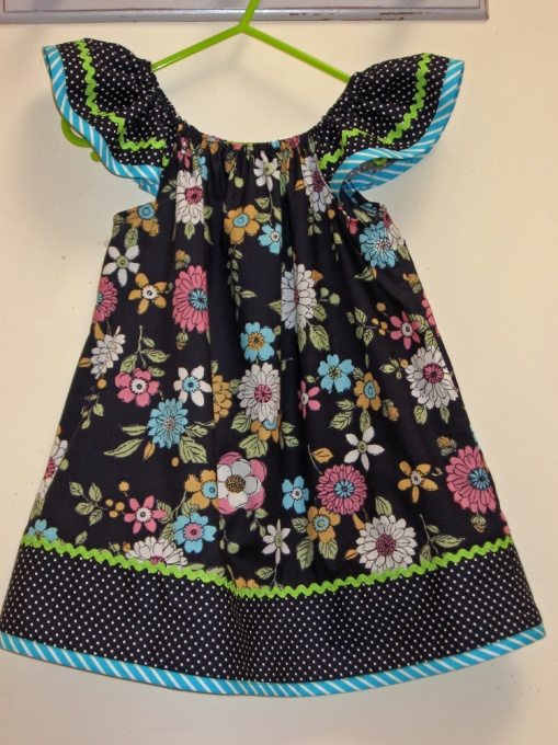 Blog post for the Tilly Dress sewing pattern by Felicity Patterns