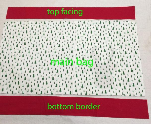 fabric parts