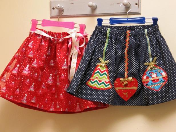 Glitter Skirt Pattern