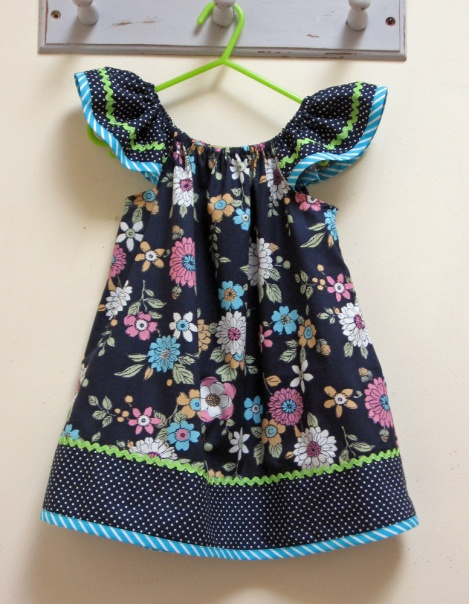 Tilly Dress sewing pattern by Felicity Patterns