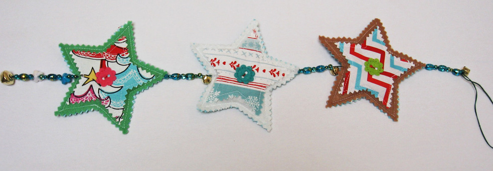 Christmas Ornaments free pattern and tutorial